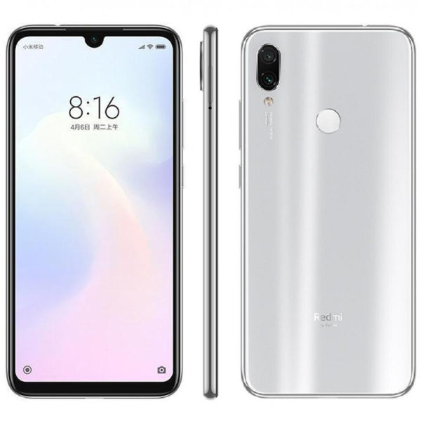 Xiaomi Redmi note 7 6GB/64GB White Белый