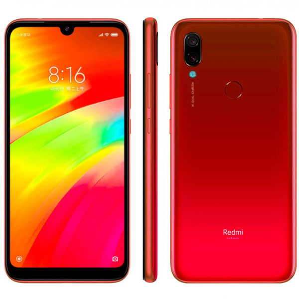 Xiaomi Redmi note 7 6GB/64GB Red Красаный