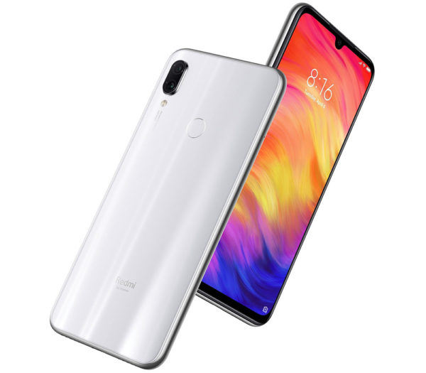 Xiaomi Redmi note 7 6GB/64GB White Белый