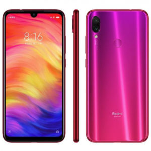 Xiaomi Redmi note 7 6GB/64GB pink розовый