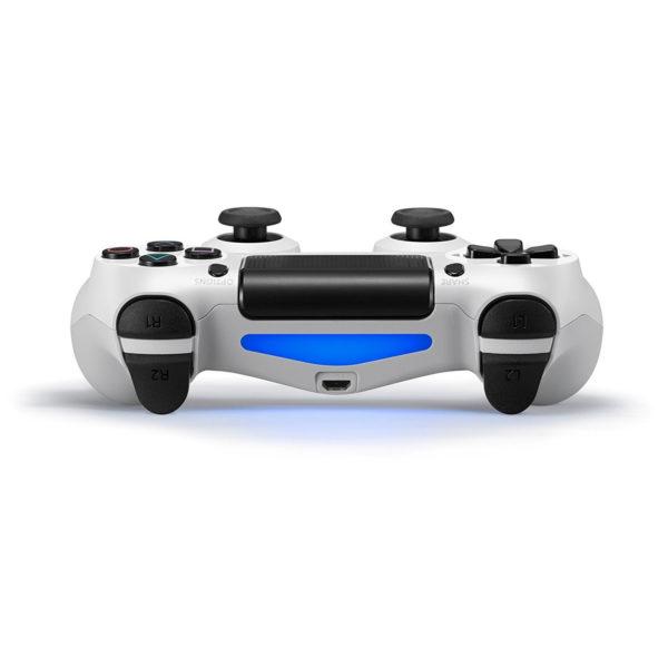 Геймпад для PS4 PlayStation DualShock 4 v2 Белый White купить с доставкой по всей России
