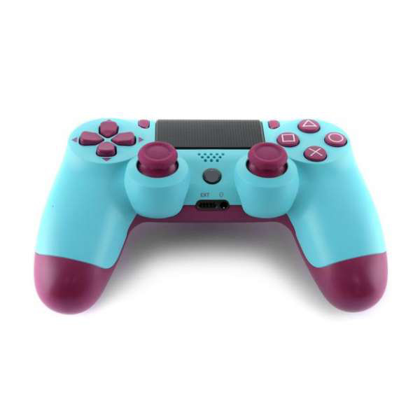 Геймпад для PS4 PlayStation DualShock 4 v2 Бирюзовый Berry blue купить с доставкой по всей России