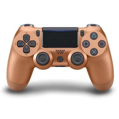 Геймпад для консоли PS4 PlayStation DualShock 4 v2 Медь (Metallic Copper)