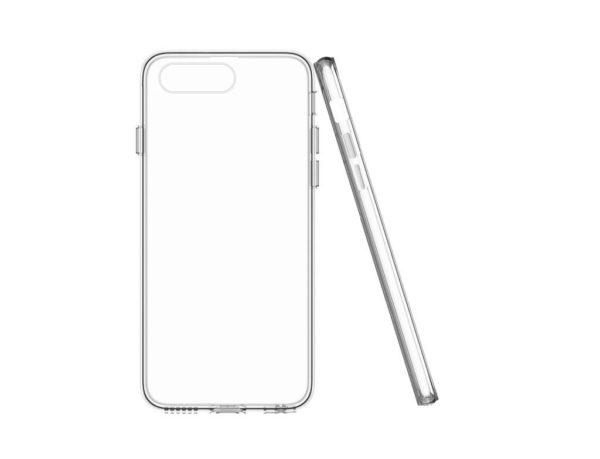 Силиконовые чехлы для Apple iPhone 6/6S Прозрачный