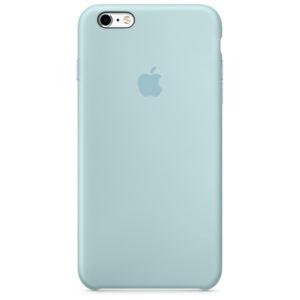 Силиконовые чехлы для Apple iPhone 6/6S Silicone Case (turquoise, бирюзовый)