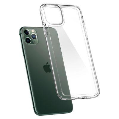 Силиконовые чехлы для Apple iPhone 11 Pro Прозрачный