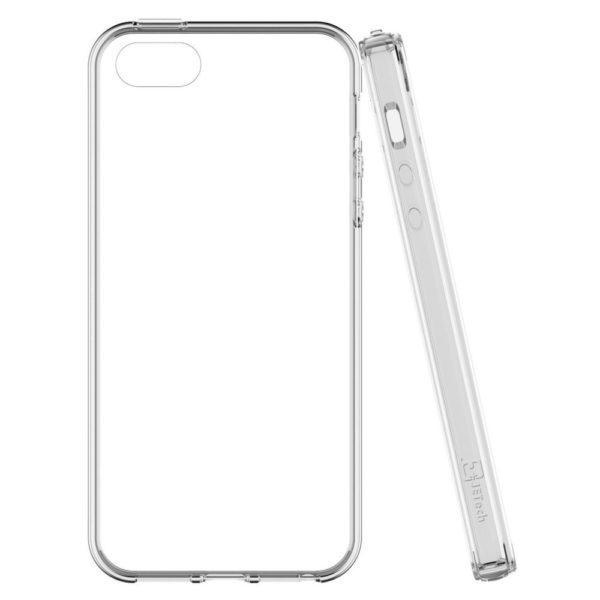 Силиконовый чехол для Apple iPhone 5/5S