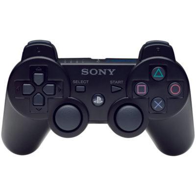 Геймпад для консоли PS3 PlayStation DualShock 3 Черный (Black)