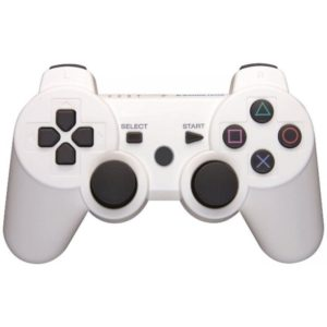 Геймпад для консоли PS3 PlayStation DualShock 3 Белый (White)