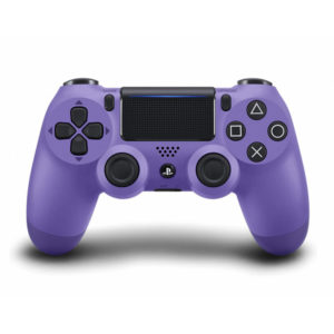 Геймпад для консоли PS4 PlayStation DualShock 4 v2 Электрик пурпурный (Electric Purple)