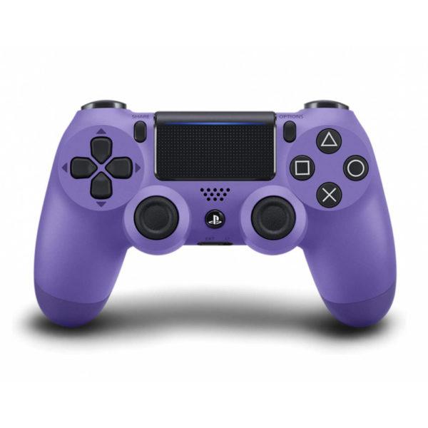 Геймпад для консоли PS4 PlayStation DualShock 4 v2 Электрик пурпурный (Electric Purple)