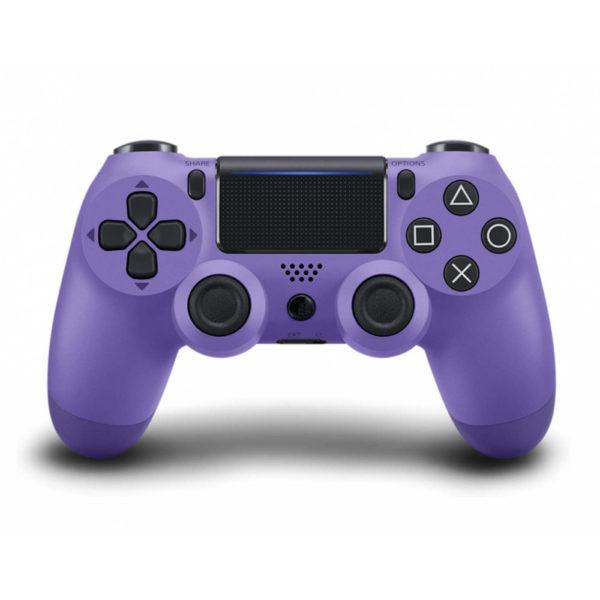Геймпад для PS4 PlayStation DualShock 4 v2 Электрик пурпурный, фиолетовый Electric Purple купить с доставкой по всей России