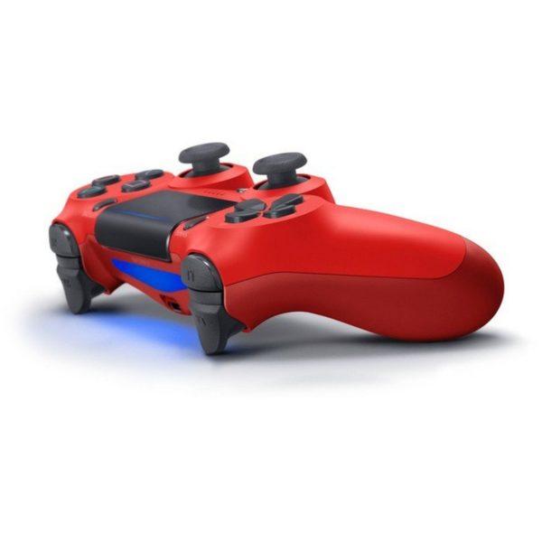 Геймпад для консоли PS4 PlayStation DualShock 4 v2 Красная лава (Magma Red)
