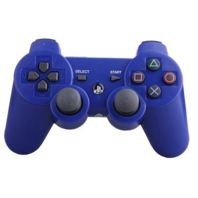 Геймпад для консоли PS3 PlayStation DualShock 3 Синий (Blue)