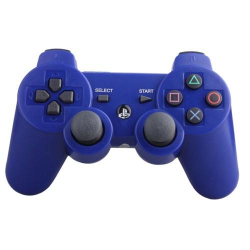 Геймпад для консоли PS3 PlayStation DualShock 3 Синий (Blue)