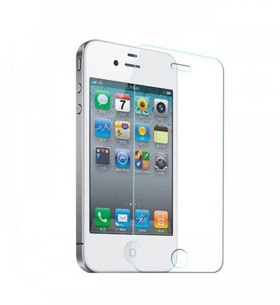 Защитное закаленное стекло для iPhone 4S