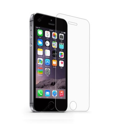 Защитное закаленное стекло для iPhone 5/5S