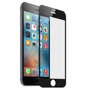 Защитное закаленное стекло для iPhone 6/6S С рамкой 9D