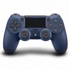 Геймпад для консоли PS4 PlayStation DualShock 4 v2 Синяя полночь (Midnight blue)