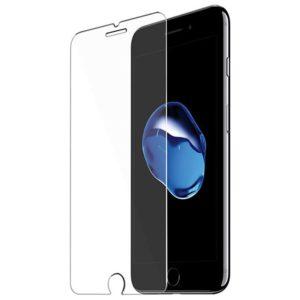 Защитное 5D стекло для iPhone 7/8 прозрачное