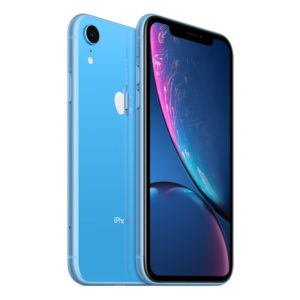 Apple iPhone XR blue