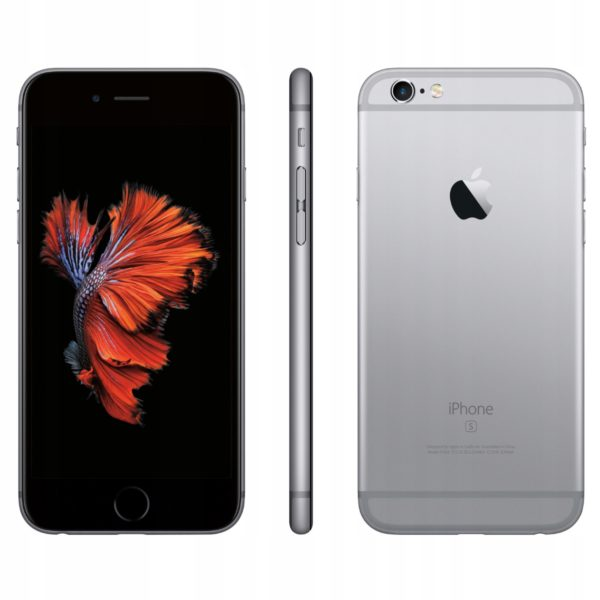 Apple iPhone 6s space grey