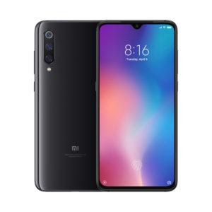 Xiaomi Mi 9 black (Черный)