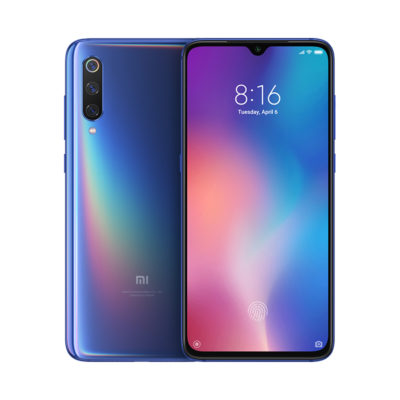 Xiaomi Mi 9 blue (синий)