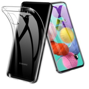 Прозрачный чехол для Samsug Galaxy A51