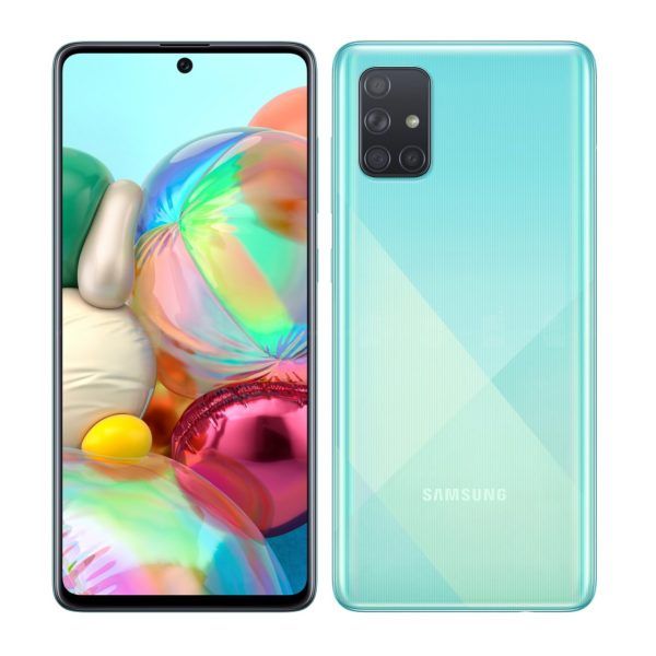Samsung Galaxy A71 6GB/128GB Blue (Голубой)
