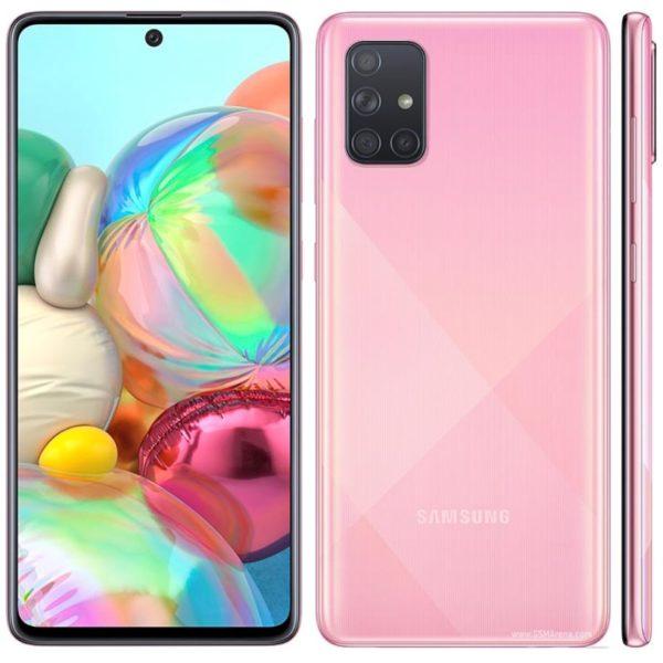 Samsung Galaxy A71 6GB/128GB Pink (Розовый)