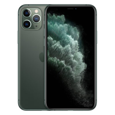 Apple iPhone 11 pro midnight green (темно-зеленый)
