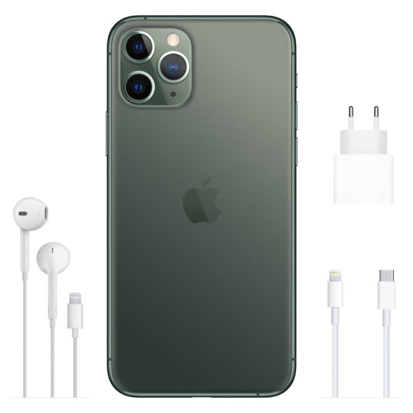 Apple iPhone 11 max pro Midnight Green (Тёмно-зёленый)