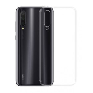 Прозрачный чехол для смартфона Xiaomi Mi 9 Lite