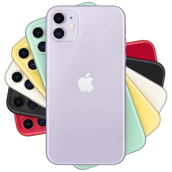 Apple iPhone 11 purple (фиолетовый)