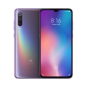 xiaomi mi 9 purple фиолетовый