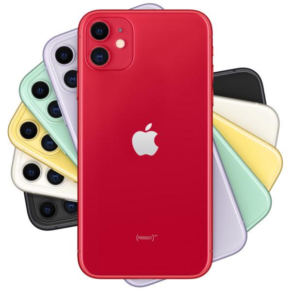 Apple iPhone 11 red (красный)