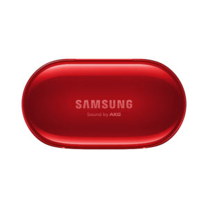 tws samsung galaxy buds+ red