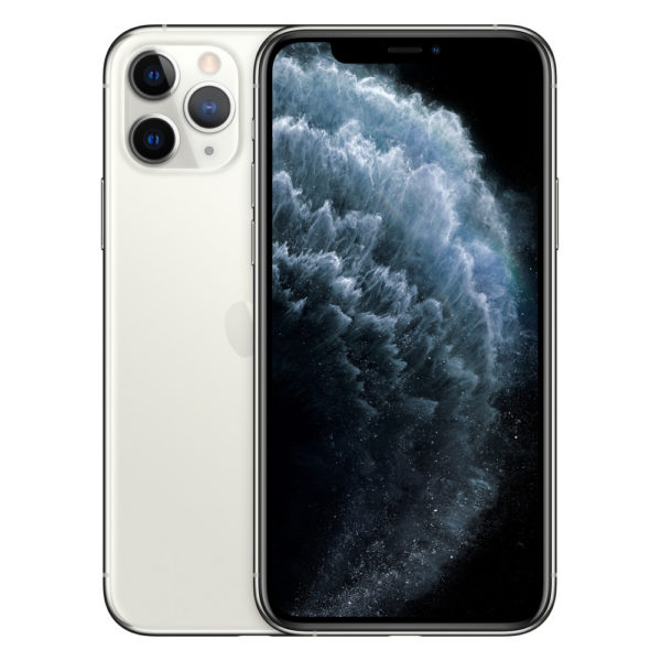 Apple iPhone 11 pro silver (серебряный)