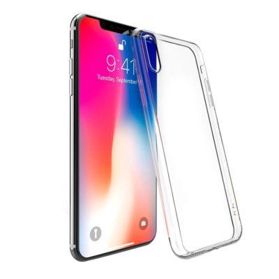 Прозрачный чехол для Apple iPhone XS Max