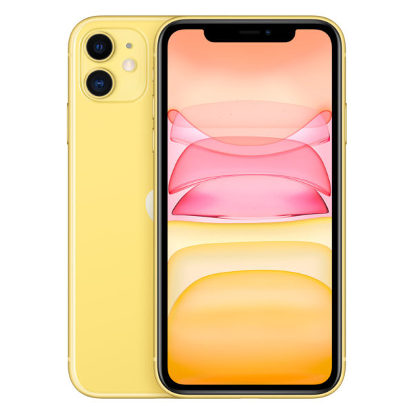 Apple iPhone 11 yellow (желтый)