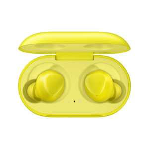 tws samsung galaxy buds yellow