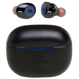 Наушники Bluetooth JBL Tune 120 TWS Blue (Синие)