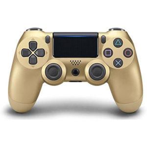 Геймпад для PS4 PlayStation DualShock 4 v2 Золото Gold купить с доставкой по всей России