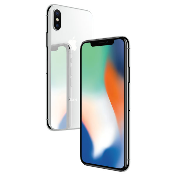 Apple iPhone X 256GB Silver (Серебряный)