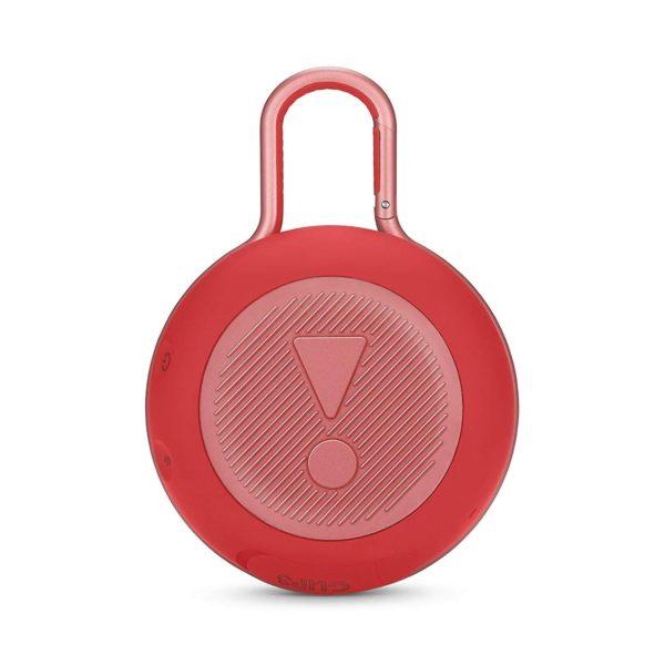 Портативная колонка JBL Clip 3 Red (Красный)