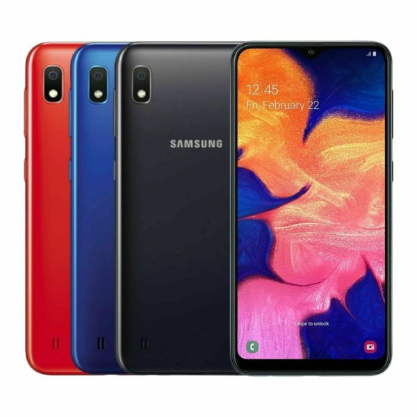 Samsung Galaxy A10 2GB/32GB Black (Черный)
