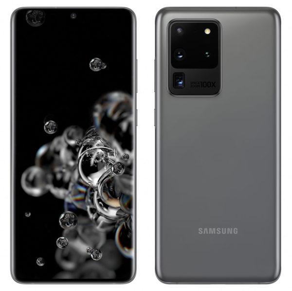 Samsung Galaxy S 20 Ultra 12GB/128GB Gray (Серый)