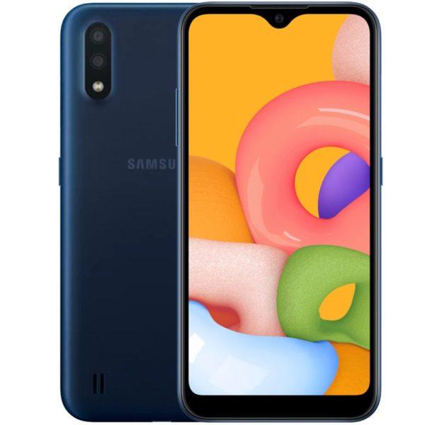 Samsung Galaxy A01 2GB/16GB Blue (Синий)
