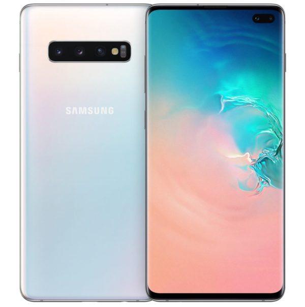 Samsung Galaxy S 10+ 8GB/128GB Pearl White (Перламутровый белый)